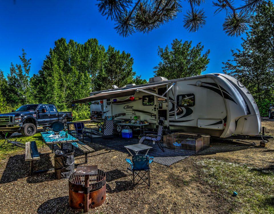 travel trailer insurance alberta