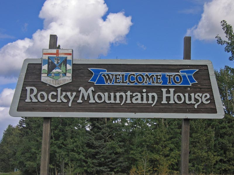 Rocky Mountain House insurance