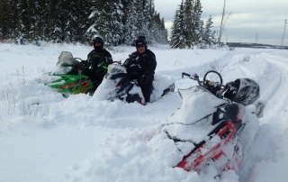 Alberta snowmobile insurance